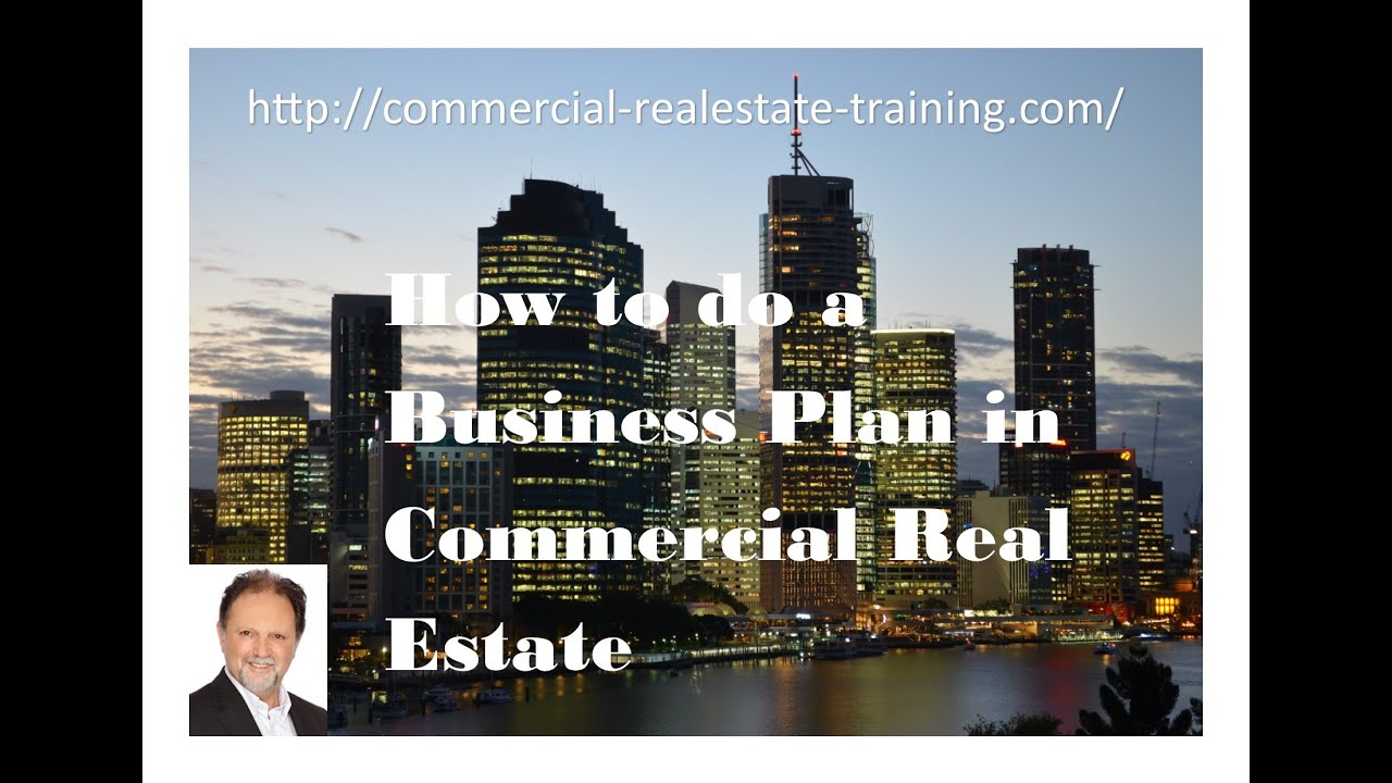 real estate development business plan