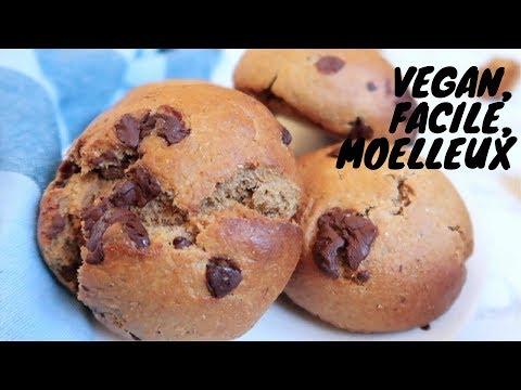 petits-pains-briochés-vegans-et-sans-huile-à-la-farine-intégrale-😋.-recette-facile-et-rapide