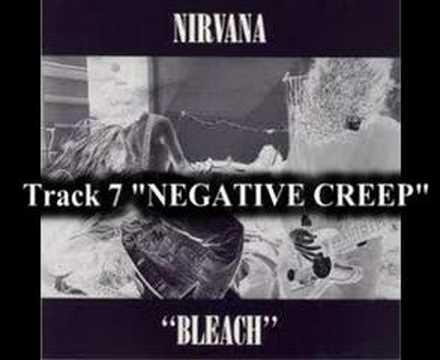 Nirvana - Negative Creep