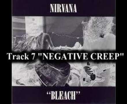 Nirvana - Negative Creep mp3 indir