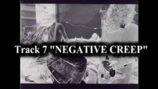Nirvana - Negative Creep