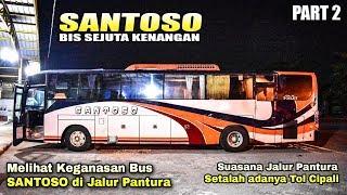JAKARTA - JOGJA GA LEWAT CIPALI   Naik Bis Legend