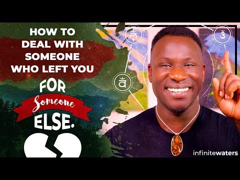 When They Leave You For Someone Else   Advice - YouTube