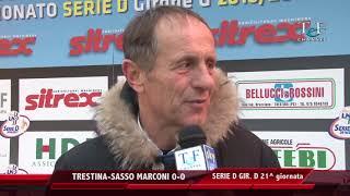 Serie D Girone D Trestina-Sasso Marconi 0-0