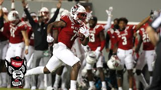 NC State Runs Wild On Wake Forest