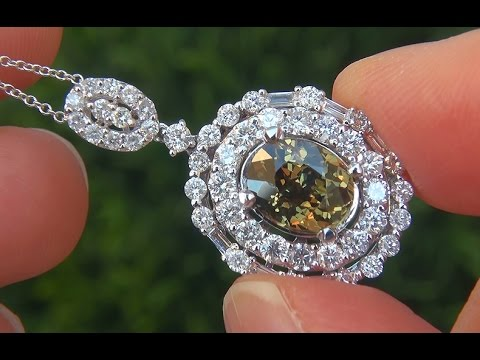 Gia certified vvs color change flash demantoid garnet diamond 18k gia certified vvs color change flash demantoid garnet diamond 18k pendant necklace a141011a mozeypictures Choice Image
