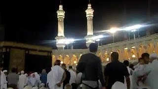 Suara Adzan Subuh Di Masjidil Haram