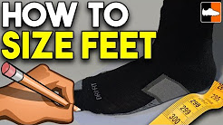 How to Measure Your Foot Size - Do You Have Wide or Narrow Feet?