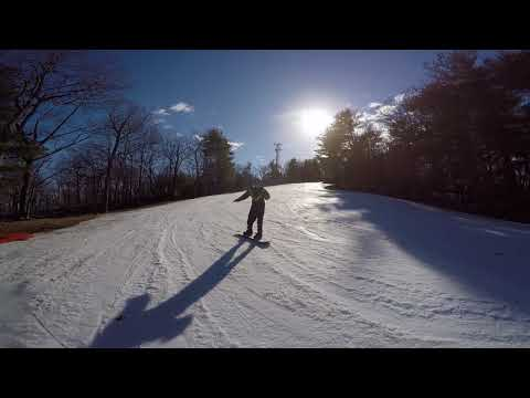 AY18 Snowboarding E Hour Freestyle