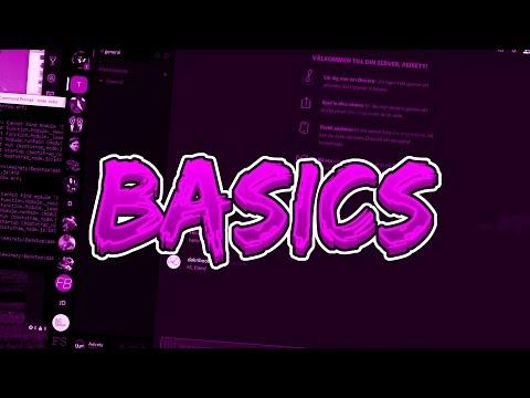 BASICS   Discord Bot Coding Tutorial #1 (Node JS & Discord JS)