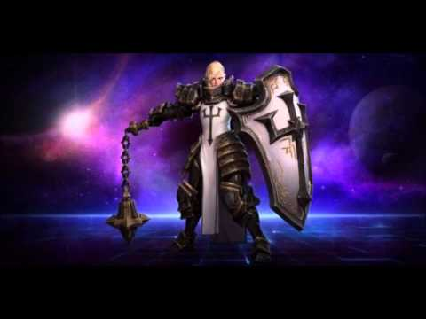 Crusader FULL Quotes - Heroes Of The Storm