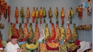 مهرجان الشيخ زايد 2016: أجواء ساحرة في الجناح المغربي