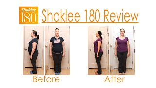 My Final Shaklee 180 Video - results and review after 6 months.