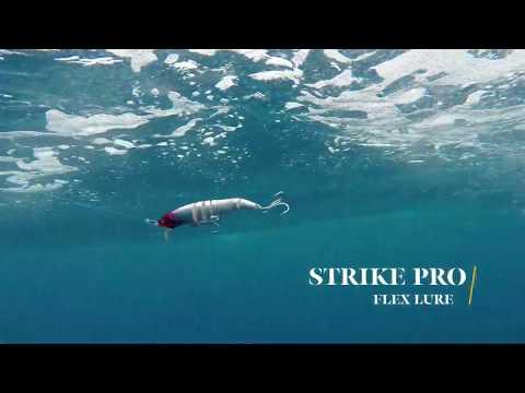 How Lures Swim: Strike Pro Flex Lure