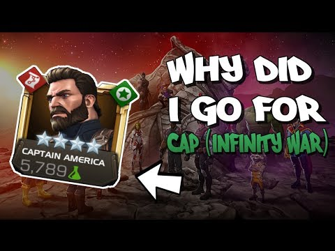 Why did i do 13Mil for Captain America (Infinity War)? - Gameplay + Guide