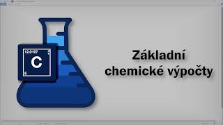 Chemie - Molární hmotnost - příklady