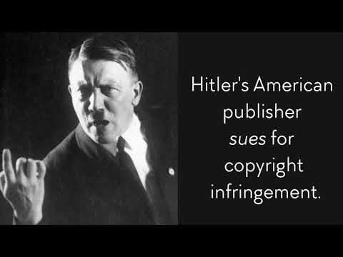 Hitler on Trial -- Alan Cranston, Mein Kampf, and The Court of World Opinion