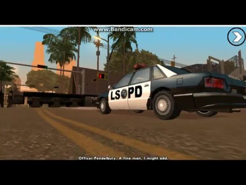 Let's Play Grand Theft Auto San Andreas  Episode 1