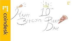 Bitcoin Pizza Day: 10th Anniversary