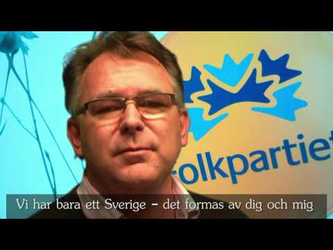 Folkpartiets Beslut I Växjö