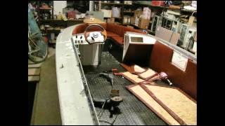 Тюнинг лодки прогресс 2 своими руками