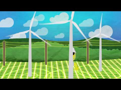 Increasing Wind Energy Production with GE's PowerUp*
