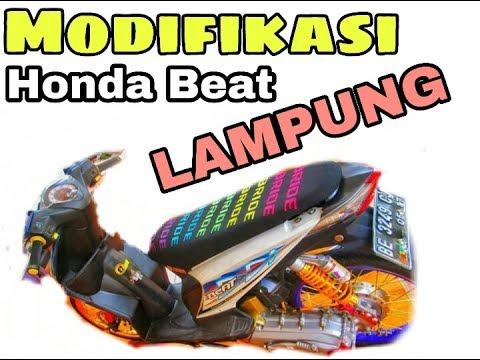 Terbaru - Modifikasi Honda beat karbu