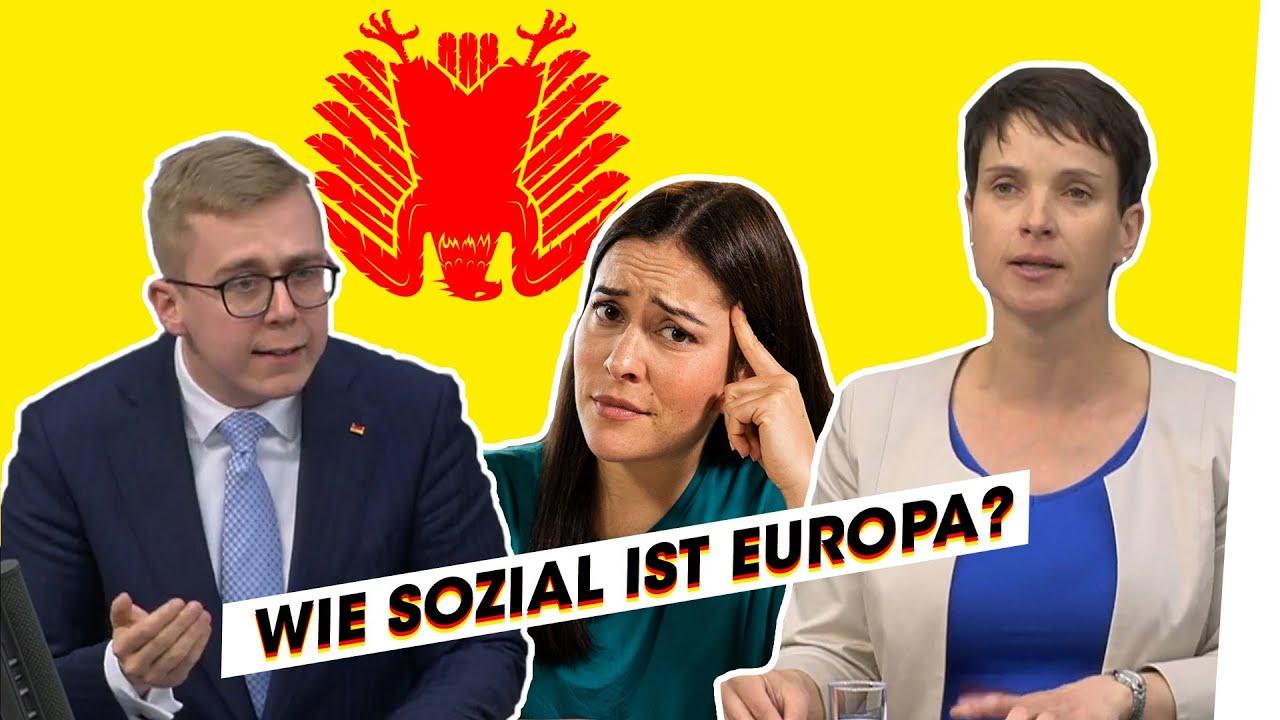 Download Wie sozial ist Europa? | DIE DA OBEN!