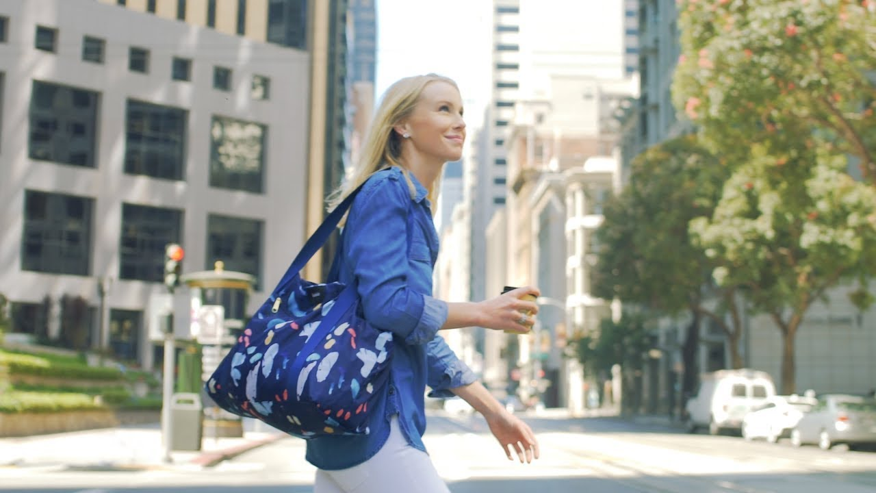 Kaleido Concepts - Convertible Tote Bags and Backpacks