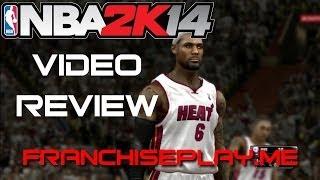 NBA 2K14 Video Review