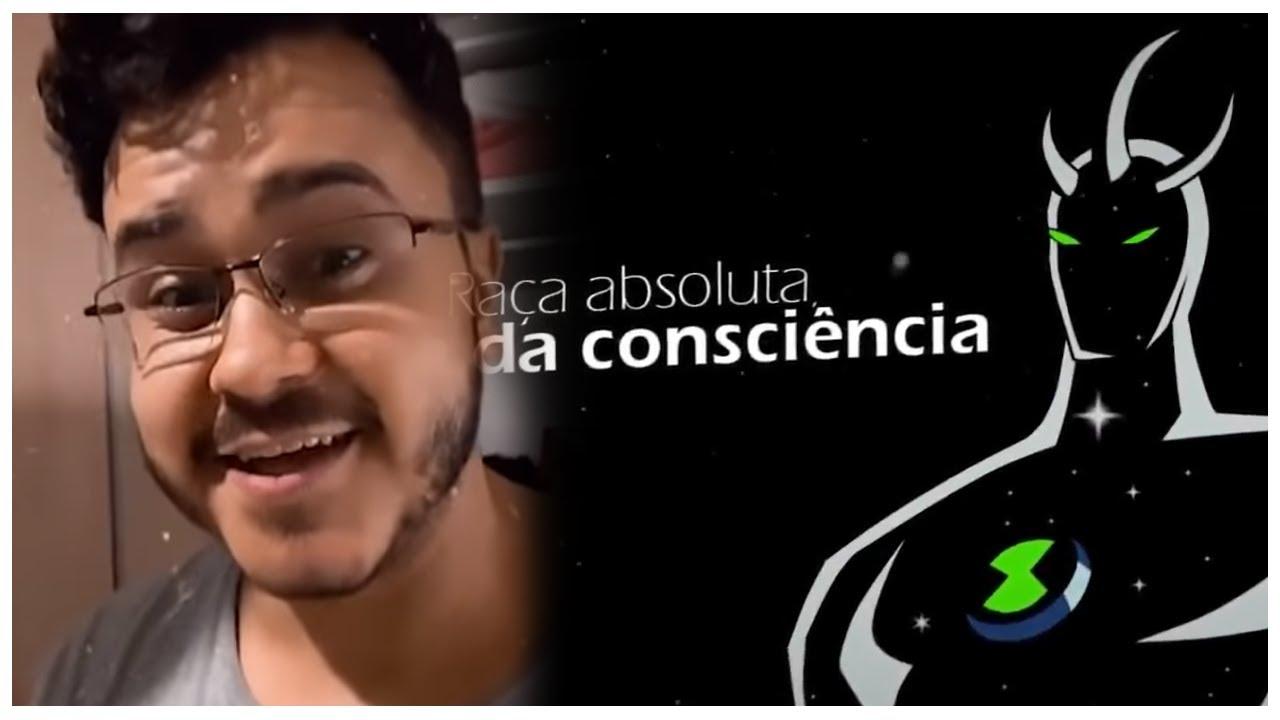 LUCAS A.R.T. FALA DO RAP DO BEN 10 *raça absoluta além da consciência*