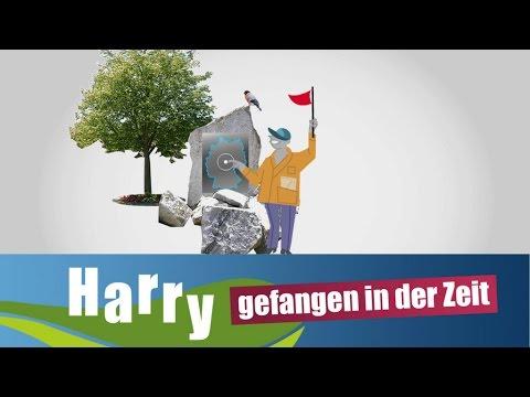 Learn German (A1-B1)   HARRY – Gefangen In Der Zeit   Episode 83
