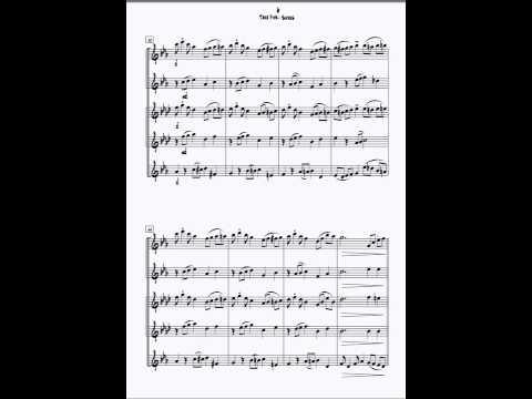 Saxophone Quintet -