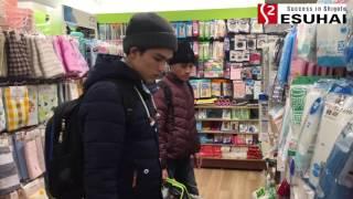 LVK | Cuộc Sống Thực Tập Sinh Esuhai Mới Qua Nhật