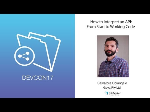 How to Interpret an API: From start to working code (Innovation 002)