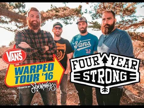 Four Year Strong - Full Set (Live Vans Warped Tour 2016)