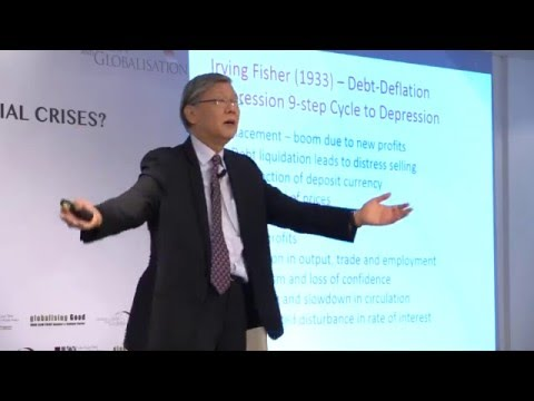 [Lecture] Andrew Sheng: What have (and haven't) we learned from financial crises?