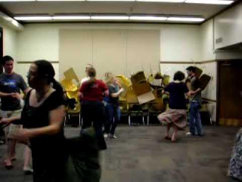 Gay Gordons Dance 70