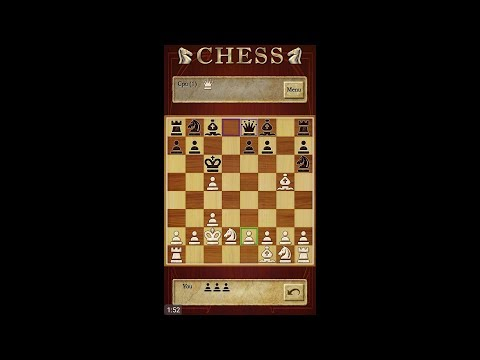 Chess Free (by AI Factory Limited) - Board Game For Android - Gameplay.