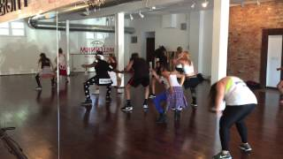 Jeffrey Louizia Hip Hop Class every Friday at 6pm & Saturday at 1pm!