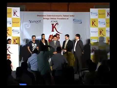 Shemaroo Entertainment and Yahoo Movies present SuperK 1 2