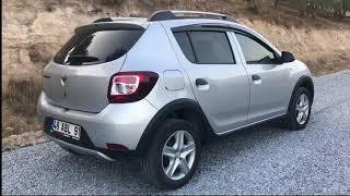 Dacia Sandero Stepway | Alınır mı ? | Detaylı İnceleme & Test Sürüşü |
