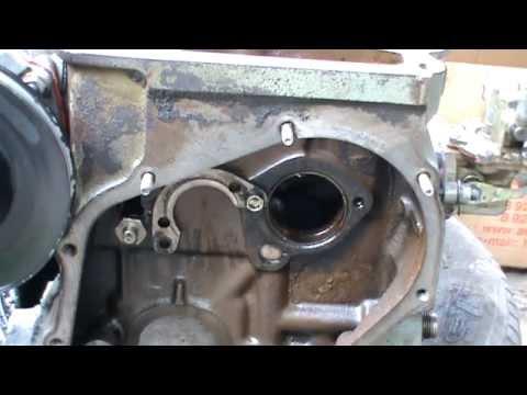 Ремонт двигателя ВАЗ 2103 после того как он застучал
