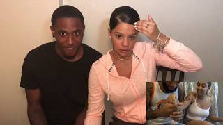 CHRIS AND QUEEN ARE HAVING A BABY ?!! ( REACTION VIDEO )