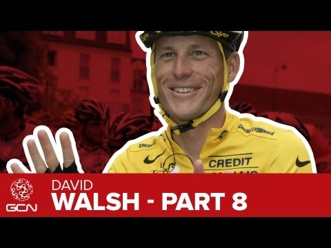 The Lance Armstrong Story - How Did People React To David Walsh? Interview Bonus Feature