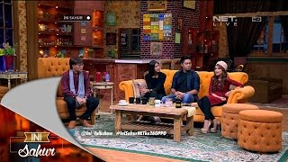 Ini Sahur 13 Juli 2015 Part 3/7 - Dominique, DJ Yasmin, Deva Mahenra, Arie Kriting dan Sylvia Fully