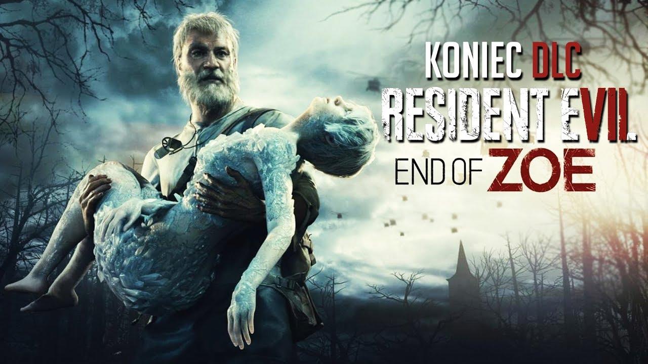 Zagrajmy w Resident Evil VII End of Zoe / KONIEC ZOE #3 – KONIEC DLC! – PC