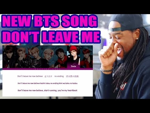 BTS 'Don't Leave Me' | Face Yourself [PREVIEW] REACTION!!! COLOR CODED  LYRICS!