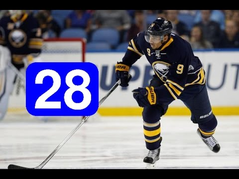 All Of Evander Kane's Goals From The 2016-17 Season (28)
