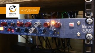 Neve 8803 Dual Channel Hardware EQ - Expert Review